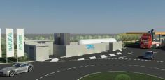 Render impianto GNL a Pesaro