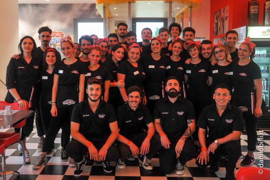 America Gaffiti Pesaro