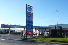 Stazione TAMOIL Montecchio